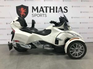 2014 Can-am Spyder RT Limited **gps**
