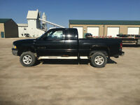 2001 Dodge Power Ram 1500 Pickup Truck trade or swap