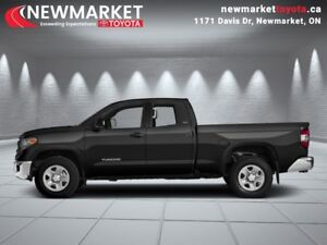 2017 Toyota Tundra SR5 Plus Package  - one owner - $134.99 /Wk