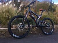 Scott nitrous 20 bike