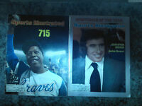 1973 and 1974 Sports Illustrated magazines