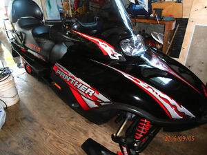 2005 Arctic Cat 370 Panther