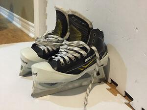 Bauer Total One Supreme Goalie Skate St. John's Newfoundland image 1