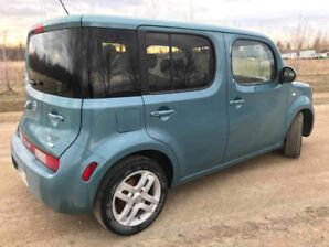 2010 Nissan Cube Clean Title SAFETIED