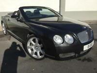 2007 Bentley Continental 6.0 autoGT IN METALLIC BLACK