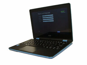 """Acer Aspire R3-131T-CZ2 11.6"""" Touchscreen LCD Convertible Notebo"""