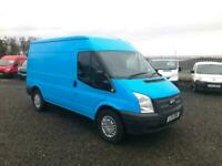 2013 Ford Transit Medium Roof Van TDCi 125ps PANEL VAN Diesel Manual