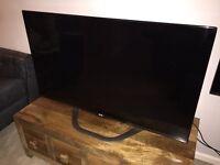 "LG 47"" full HD 3D tv"