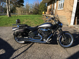 Yamaha Road Star Warrior 2004