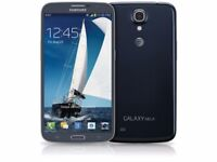 SAMSUNG GALAXY MEGA UNLOCKED BRAND NEW BOXED COMES WITH WARRANTY & RECEIPT