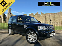 2011 Land Rover Discovery 4 XS 3.0TDV6 Auto **One Owner - 7 Seater - Sat Nav**