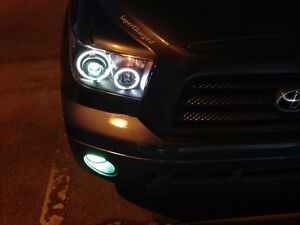 2007-2013 Toyota Tundra Projector Headlights and LED tail lights