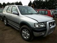 2002 VAUXHALL FRONTERA LIMITED 16V NOW BREAKING FOR PARTS