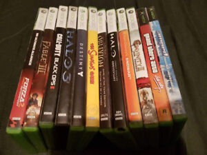 xboc 360 games for sale