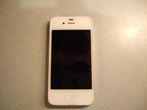 White iphone 4s for sale- $30