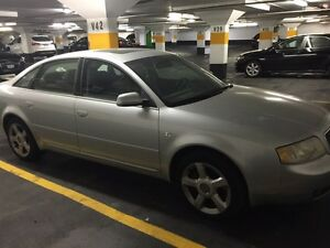 Quick sale Audi A6 2003 perfect car