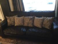 Quality DFS Leather Sofa's