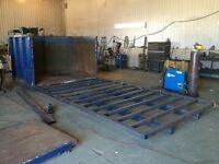 Custom Welding and Fabrication Services