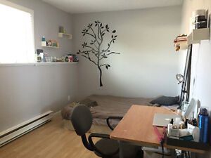 Furnished room for rent in Riverdale. Avail. from July 1-Aug 15