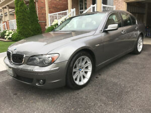 2006 BMW 7-Series 750i Sedan - $8000.00 Firm.