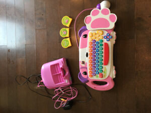 Leap Frog Electronic Toy with Games
