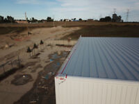 Industrial Construction Site Clean Up for 1 day