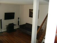 Stylish & Modern 3 bedroom end unit - avail March 1st