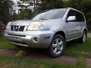 Nissan X-Trail Parts