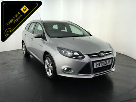 2013 FORD FOCUS ZETEC ECONETIC TDCI ESTATE 1 OWNER SERVICE HISTORY FINANCE PX