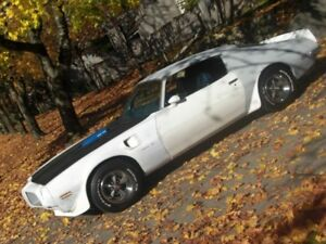 1971 Trans am 455 HO #'s match Pontiac Firebird