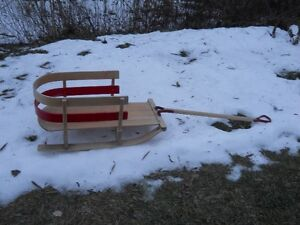 Sled for small child