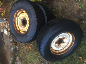 235 75 15 for off road use