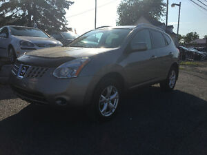 2009 Nissan Rogue SL - 85.00$/Sem FINANCEMENT MAISON
