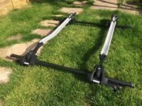 Thule Roof Bars and Bike Carriers