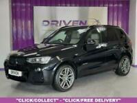 2014 BMW X3 2.0 XDRIVE20D M SPORT 5d 188 BHP Estate Diesel Automatic