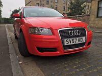 Audi A3 Sportback 1.9 TDI 2008 reg57