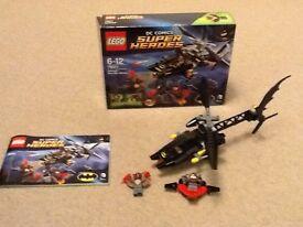Super Heroes Lego no 76011 Batman-Bat Attack