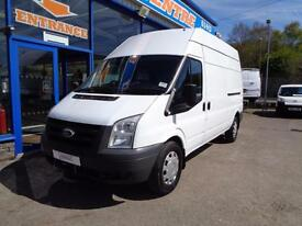 2010 FORD TRANSIT 350 HIGH ROOF LWB - 1 OWNER VAN LWB DIESEL