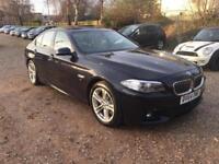 2014 BMW 5 Series 2.0 520d M Sport Saloon 4dr Diesel Automatic (119 g/km,