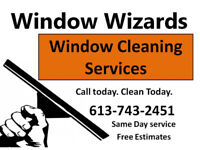 Window Wizards Window Cleaning