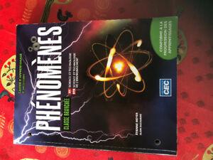 Livres Secondaire 4-Sciences et technologies  - État neuf