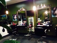 chair for rent at Oasis hairSalon and Spa
