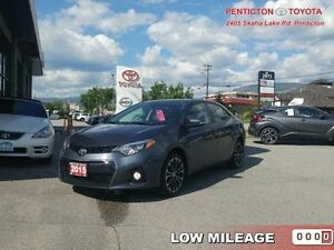 2015 Toyota Corolla S UPGRADE  - TOUCH SCREEN -  BACKUP CAMERA -