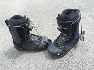 SNOWBOARD BOOTS FOR SALE - USED 8 TIMES