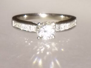 Bentley quality, BMW price point engagement ring