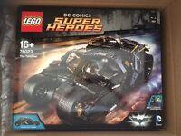 Lego DC Batman Tumbler