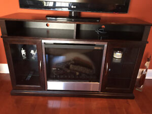 Fireplace entertainment stand - Dimplex