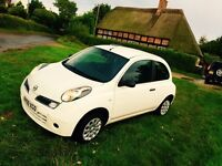 Great 2009 Nissan micra