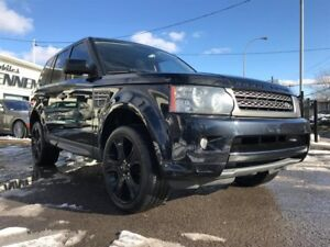 Land Rover Range Rover Sport 4WD 4dr Supercharged 2011
