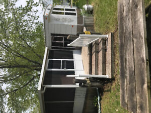 Park model trailer for sale with site fees paid